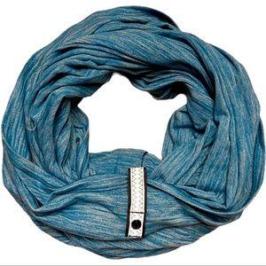 Lululemon space dye infinity scarf